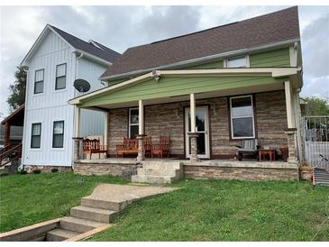 Photo one of 1622 Ringgold Ave Indianapolis IN 46203 | MLS 21818019