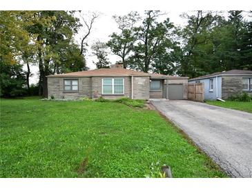 Photo one of 29 S Fenton Ave Indianapolis IN 46219   MLS 21818023