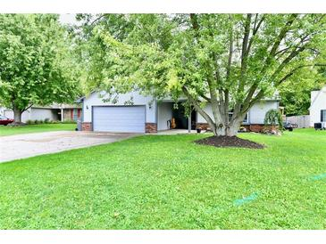 Photo one of 7835 Connie Dr Indianapolis IN 46237 | MLS 21818072