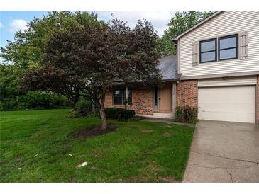 Photo one of 7550 Castleton Farms W Dr Indianapolis IN 46256   MLS 21818081