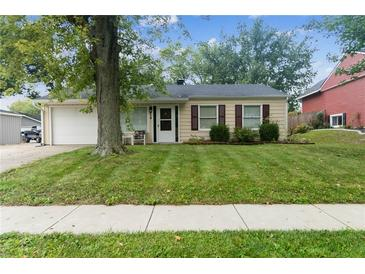 Photo one of 912 Gary Dr Plainfield IN 46168 | MLS 21818089