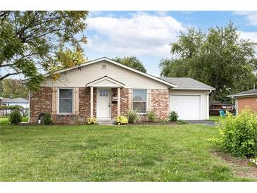 Photo one of 1309 N Lesley Ave Indianapolis IN 46219 | MLS 21818100