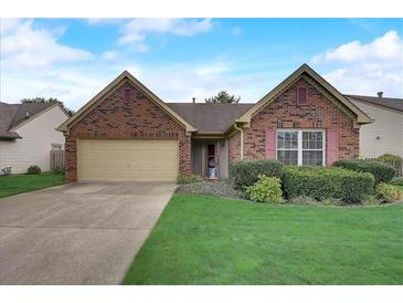 Photo one of 4813 Eagles Watch Dr Indianapolis IN 46254 | MLS 21818137
