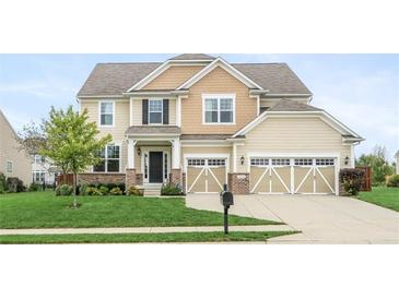 Photo one of 14346 Camelot House Way Fishers IN 46037   MLS 21818154