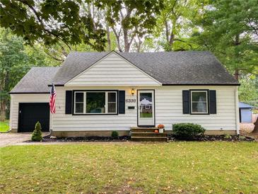 Photo one of 6338 Maple Dr Indianapolis IN 46220   MLS 21818216