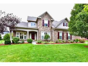 Photo one of 9754 Mustang Trl Fishers IN 46040 | MLS 21818217