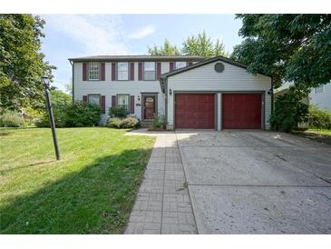 Photo one of 13189 Knollwood Pl Fishers IN 46038   MLS 21818259