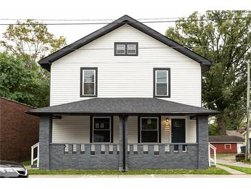 Photo one of 5053 E Michigan St Indianapolis IN 46201 | MLS 21818260