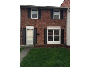 Photo one of 707 Ferndale Ct Indianapolis IN 46227 | MLS 21818279
