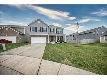 Photo one of 9105 Tansel Creek Dr Indianapolis IN 46234 | MLS 21818287