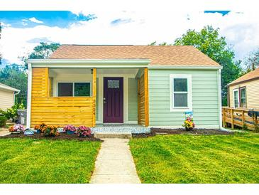 Photo one of 3324 Ralston Ave Indianapolis IN 46218   MLS 21818304