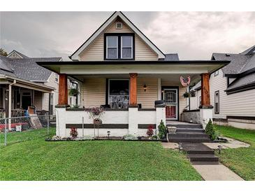 Photo one of 409 N State Ave Indianapolis IN 46201   MLS 21818310