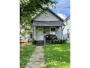 Photo one of 1210 Spruce St Indianapolis IN 46203   MLS 21818319