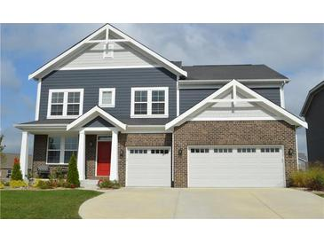 Photo one of 7612 Sunset Ridge Pkwy Indianapolis IN 46259 | MLS 21818351