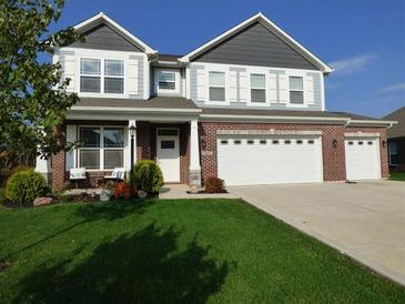 Photo one of 7253 Dugan Dr Whitestown IN 46075 | MLS 21818356