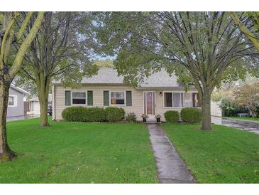 Photo one of 3434 Carr Ave Indianapolis IN 46221   MLS 21818393