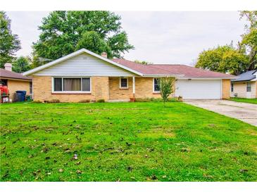Photo one of 3105 Paradise Dr Anderson IN 46011 | MLS 21818412