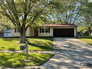 Photo one of 6310 Kellum Dr Indianapolis IN 46221   MLS 21818413