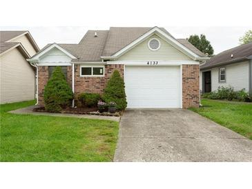 Photo one of 4133 Eagle Cove East Dr Indianapolis IN 46254   MLS 21818419