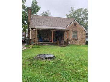 Photo one of 3628 Forest Manor Ave Indianapolis IN 46218 | MLS 21818420