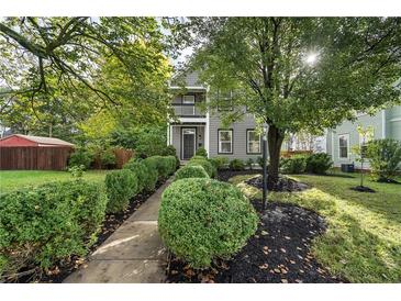 Photo one of 2541 N Delaware St Indianapolis IN 46205 | MLS 21818432