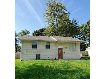Photo one of 3904 Arborcrest Dr Indianapolis IN 46226 | MLS 21818439
