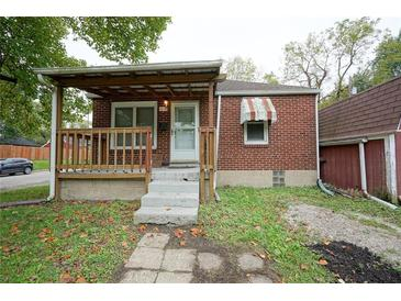 Photo one of 1237 E Pleasant Run Parkway South Dr Indianapolis IN 46203 | MLS 21818452