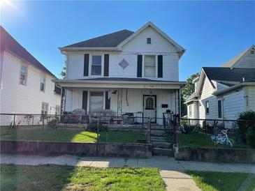 Photo one of 1126 S Richland St Indianapolis IN 46221   MLS 21818460