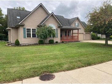Photo one of 6135 Sloan Valley Dr Columbus IN 47203 | MLS 21818481
