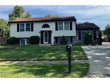 Photo one of 5802 Coppock Dr Indianapolis IN 46221 | MLS 21818529