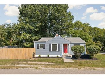 Photo one of 5102 Crittenden Ave Indianapolis IN 46205 | MLS 21818532