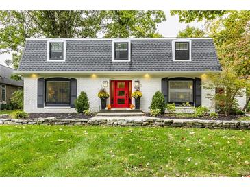 Photo one of 8216 N Illinois St Indianapolis IN 46260 | MLS 21818564