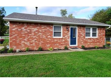 Photo one of 570 E South St Martinsville IN 46151   MLS 21818606