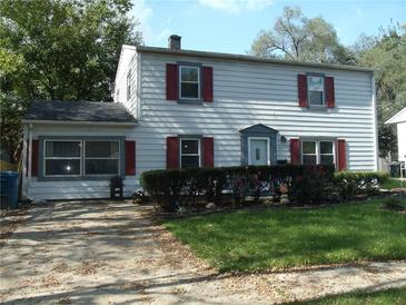 Photo one of 3614 N Wellington Ave Indianapolis IN 46226 | MLS 21818643