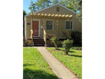 Photo one of 314 S Webster Ave Indianapolis IN 46219   MLS 21818656