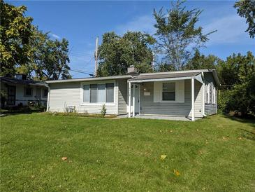 Photo one of 4708 Thrush Dr Indianapolis IN 46222 | MLS 21818672