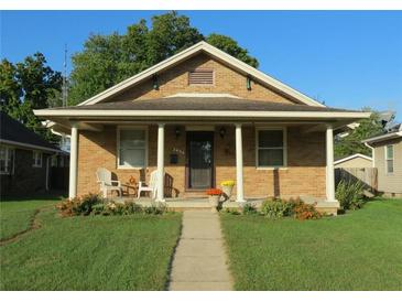 Photo one of 2406 Chestnut St Columbus IN 47201   MLS 21818766