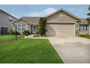 Photo one of 19459 Prairie Crossing Dr Noblesville IN 46062 | MLS 21818788