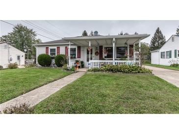 Photo one of 209 Eikenberry St Greenfield IN 46140 | MLS 21818814