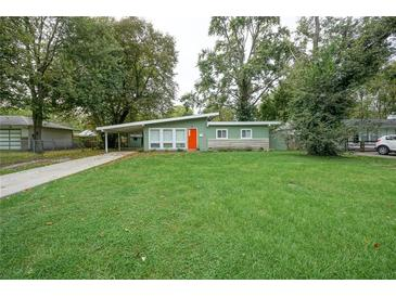 Photo one of 5601 E 42Nd St Indianapolis IN 46226 | MLS 21818836