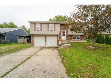 Photo one of 5631 Yucatan Dr Indianapolis IN 46237   MLS 21818837