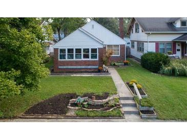 Photo one of 31 N Kenmore Rd Indianapolis IN 46219   MLS 21818852