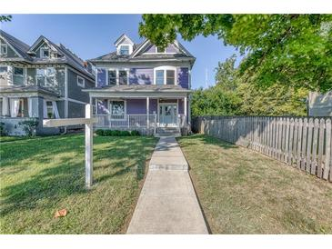 Photo one of 2206 N Capitol Ave Indianapolis IN 46202   MLS 21818877