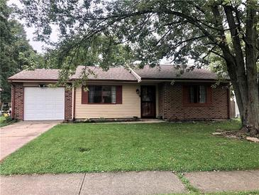 Photo one of 5418 Chisolm Trl Indianapolis IN 46237 | MLS 21818883