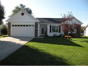 Photo one of 163 Punkin Ct Greenfield IN 46140 | MLS 21818888