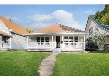 Photo one of 27 N Dequincy St Indianapolis IN 46201 | MLS 21818906