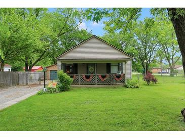 Photo one of 2919 Villa Ave Indianapolis IN 46203 | MLS 21819011