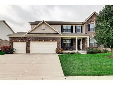 Photo one of 5639 W Stream Dr McCordsville IN 46055   MLS 21819048