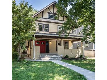 Photo one of 3107 N College Ave Indianapolis IN 46205 | MLS 21819139