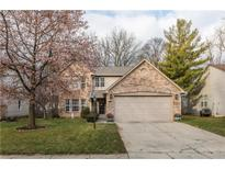 View 6313 Valleyview Dr Fishers IN